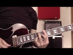 A Great Rock n Roll/Rockabilly Solo Using Only Double Stops | Guitar Lesson - YouTube