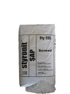 Awesome STYRONIT STY 550 Şap / LEED Projelerinize EPD IBU Sertifikası Ile Puan  Katkısı Sağlar. /