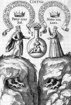 Johann Daniel Mylius (c. 1583-1642) était un compositeur pour luth et auteur alchimique. Livre d'emblèmes alchimiques Philosophia Reformata, 1618