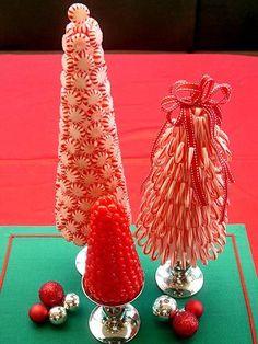 Décoration de sapins de Noël