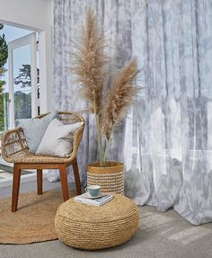 New Zealand made custom curtains and roman blinds available in just 12 working days!* For inspiration, browse our online Designers Collection gallery. Inspiration, Curtains, New Homes, Custom Curtains, House, Pillows, Designer Collection, Throw Pillows, Drapes