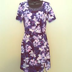 Jessica Simpson Watercolor Dress Gorgeous dress, size small, new with tags Jessica Simpson Dresses Mini
