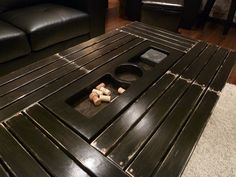 Wine Crate Coffee Table - Imgur