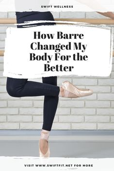 Barre class is the perfect way to sculpt lean muscles and make a total body transformation. If youve been wondering what barre is were here to explain the health benefits of barre class and how you can use it to make your body stronger than ever! Womens Wellness, Health And Wellness, Health Fitness, Mental Health, Mommy Workout, Barre Workout, Workout Plans, Fitness Inspiration, Travel Inspiration