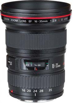 Canon EF 16-35mm f/2.8L II USM Autofocus Lens   #canon #photography #lens #gear