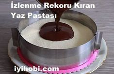 İzlenme Rekoru Kıran Yaz Pastası Chocolate Fondue, Pudding, Cake, Desserts, Food, Deserts, Cooker Recipes, Mudpie, Tailgate Desserts