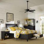Bed, 3-drawer Nightstand, 1-drawer Nightstand, Chesser, Mirror, Chest
