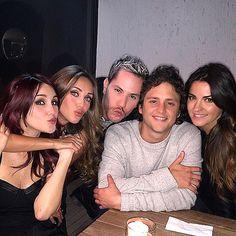 ¡Y siguen Rebeldes! RBD, de nuevo juntos en una cena. ¿Te gustaría un reencuentro?