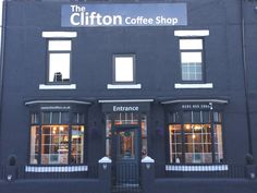 The Clifton Coffee shop South Shields www.theclifton.co.uk
