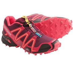 Salomon Speedcross 3 Trail Running Shoes (For Women)