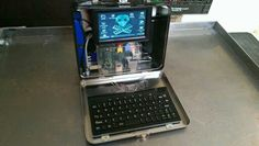 Cool lunch box computer