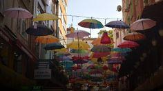 #İstanbul #kadıköy ⛱ #umbrellas