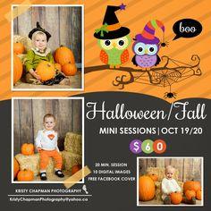 Kristy Chapman Photography - Halloween mini session