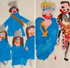 De meest beroemde familie van Nederland Painting, Art, Art Background, Painting Art, Kunst, Paintings, Gcse Art