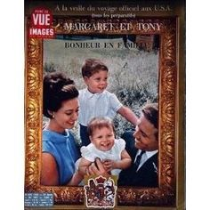 Point De Vue Images Du Monde N° 907 Du 29/10/1965 - A La Veille Du Voyage Officiel Aux U.S.A. Margaret Et Tony.