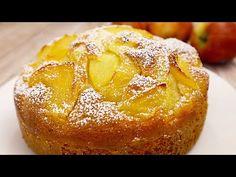 Bardzo łatwy jest szybki. Ciasto z jabłka puszysty jest pyszne # 170 - YouTube