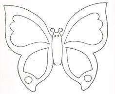 borboletas em feltro - Pesquisa Google