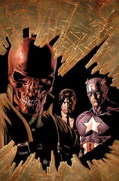 New Avengers 10: Colors by MikeDeodatoJr.deviantart.com on @deviantART