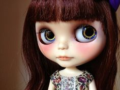 Reese by china-lilly *no FMs*, via Flickr ~ it's those funky eye chips again!