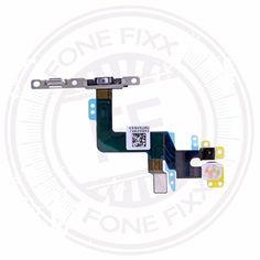 Original iPhone 6s Plus 6s+ Ein Aus Schalter Flexband - Power Button - LED Blitz