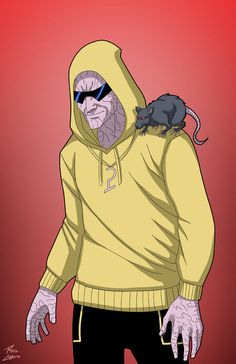 Ratboy commission by phil-cho.deviantart.com on @DeviantArt