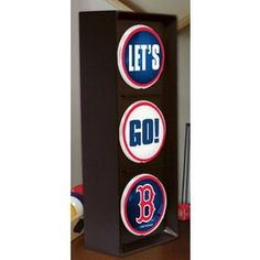 The Memory Company 16-In Sports Boston Red Sox Light Mlb-Brs-894