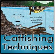 Shallow water Cats in the Springtime: Tactics for both bank and boat fisherman. Catfish are . Trout Fishing Tips, Catfish Fishing, Fishing Rigs, Gone Fishing, Saltwater Fishing, Kayak Fishing, Fishing Knots, Fishing 101, Fishing Stuff