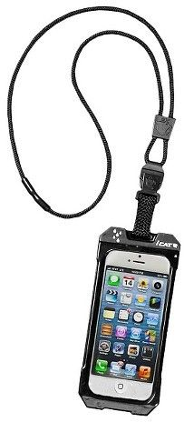 iPhone 5/5S/SE Waterproof Case and Lanyard - iCat Dri Cat Neck IT. Click the link to shop right now!
