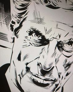 Cool news. Snow Falls cover Artist, Dennis Calero is doing art on a couple of issues of Titan Comics' Doctor Who comic. Here's a little taste of Peter Capaldi's Doctor. Great work, Dennis. This looks great.