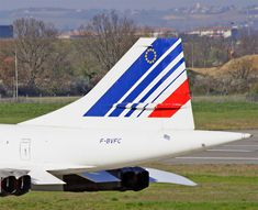 Concorde 03 Concorde, Airline Logo, Airplane Fighter, Private Plane, Aircraft Painting, Air France, Aircraft Pictures, Oeuvre D'art, Military Aircraft