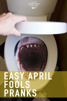 The Best April Fools' Pranks for You.