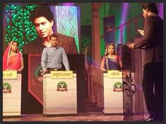 Shahrukh Khan  - Quizmaster  Twitter / iamsrk: Wow...different world from ...