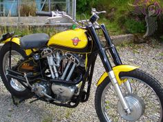 matchless motorcycles | vintage bike of the day: the matchless trackmaster mx2