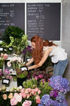 The Florist / Flower Shop Flower Shop Decor, Flower Shop Design, Flower Shop Displays, Love Flowers, Beautiful Flowers, Exotic Flowers, Colorful Flowers, Purple Flowers, Flower Shop Interiors