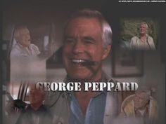"George Peppard as John ""Hannibal"" Smith"