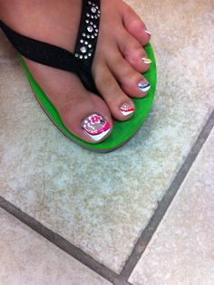 Cute toes Nails By Kim, Gel Toes, Cute Toes, Nail Designs, Women, Fashion, Moda, Fashion Styles, Nail Desings