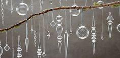 Artisan Handblown Glass Ornaments | RH