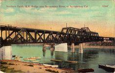 Sacramento City, Sacramento California, Southern California, Back In My Day, Bridge, Road Trip, Mid Century, Explore, Life