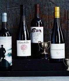 Australian Gourmet Traveller drinks feature on the top 10 Australian wines.