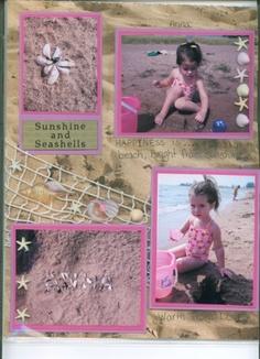 Beach - Scrapjazz.com