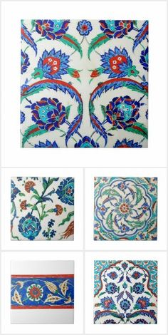 Turkish tiles - Tiles collection