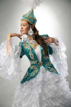 Казахские костюмы национальные для танцев