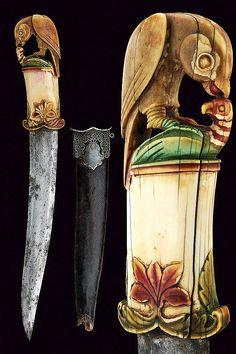 A kard, India, 18th century.