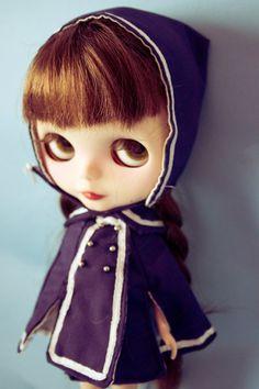 sailor cape  and  hood by missmadidi on Etsy, $15.00