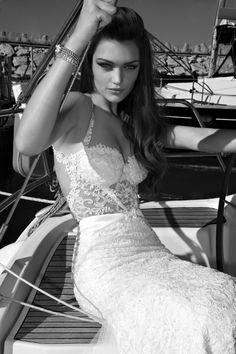 Saint-Tropez Calling: Spectacular 2013 Dresses by Galia Lahav | OneWed