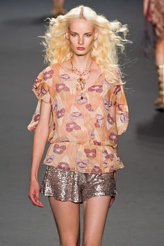 Anna Sui, Spring/Summer 2014, Ready to Wear