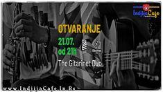 Pub Sprat Indjija OTVARANJE – Svirka grupe Gitarinet