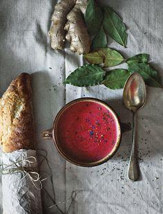 Rote Bete Suppe http://anita-schneider.de/food/
