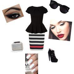 """Apostolic Outfit #7"" by joscelyn-arreguin on Polyvore"