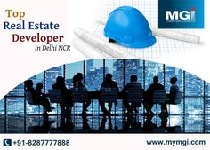 #MGI_Group_India, top #realestate developer in Delhi NCR, develop so many residential, #commercial and #township projects In #DelhiNCR, India!!!! http://www.mymgi.com/ #Buildings #Apartment #Flats